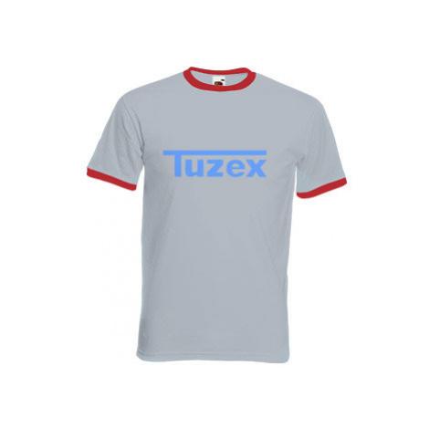 Pánské tričko s kontrastními lemy Tuzex