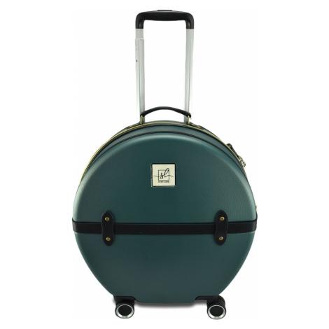 Semiline Unisex's ABS Suitcase P8242-3