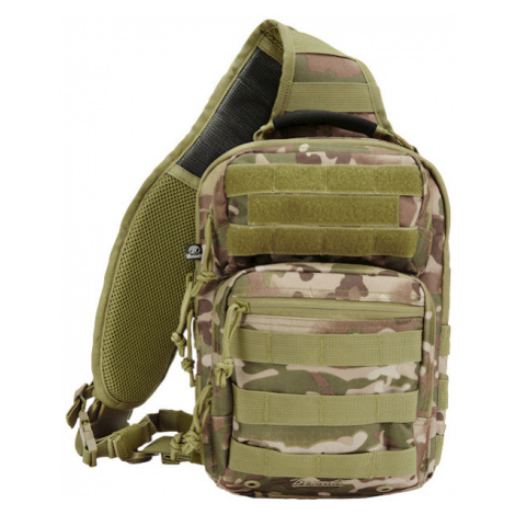 Brandit Taška přes rameno US Cooper Sling střední tactical camo