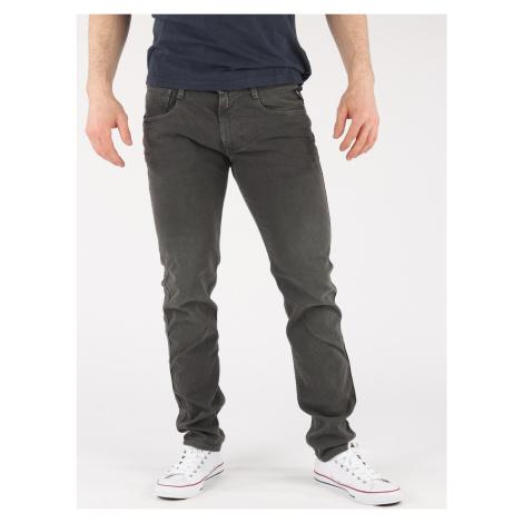 Jeans Replay Šedá