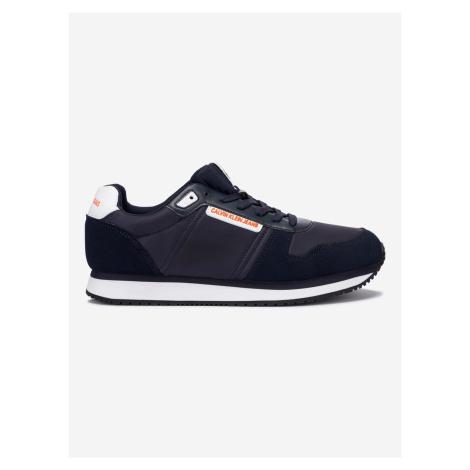 Runner Sneaker Tenisky Calvin Klein Modrá
