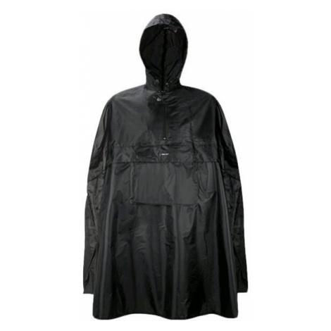 Pláštěnka TrekMates Pak Poncho černá