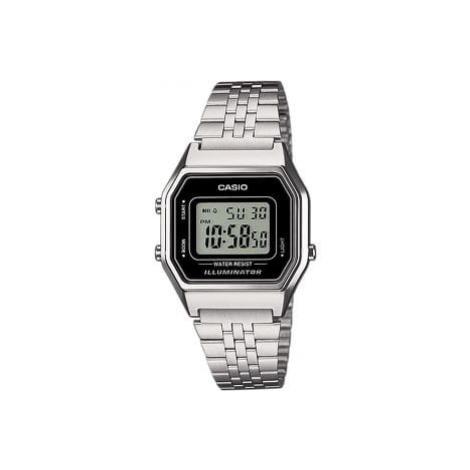 Casio LA680WEA-1EF stříbrné