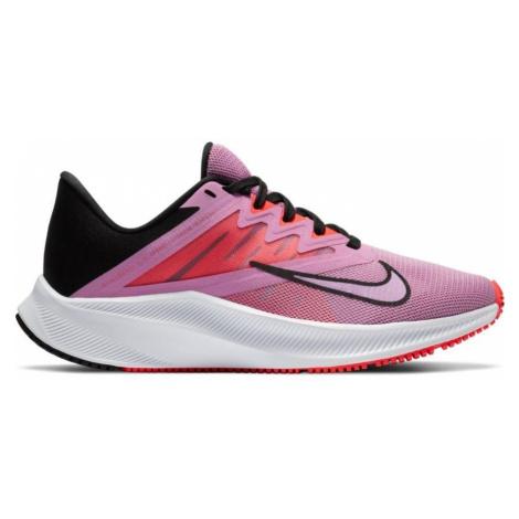 Dámské běžecké boty Nike Quest 3 Růžová / Černá