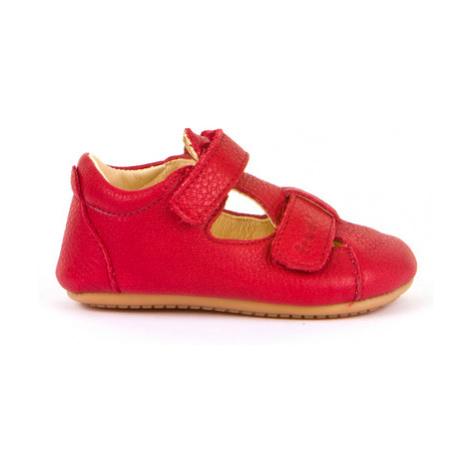 balerínky Froddo Red G1140003-6 (Prewalkers)