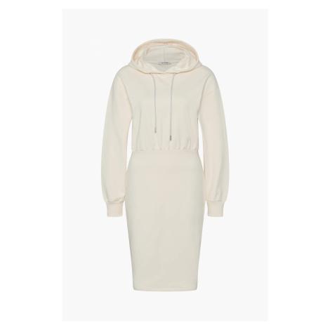 Teplákové šaty s kapucí Orsay