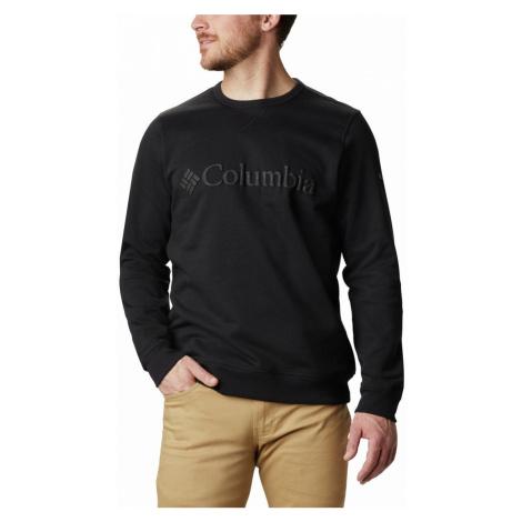 ikina Columbia™ Logo Fleece Crew - černá