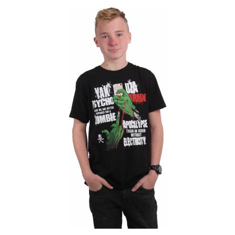 Dětské tričko Yakuza Zombie