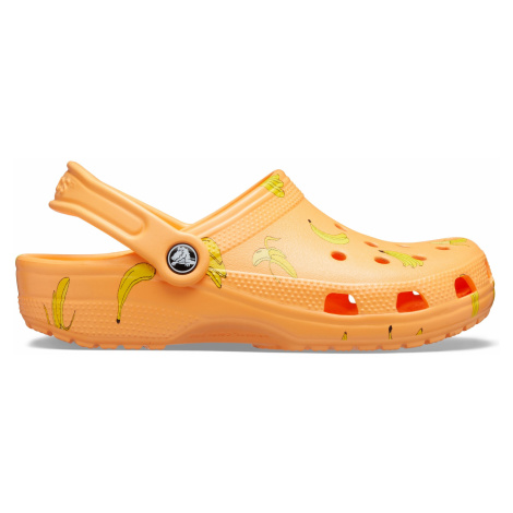 Crocs Classic Vacay Vibes Clog Cantaloupe