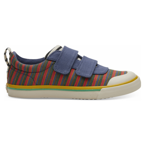 Multi-color Print Canvas YOUTH Doheny Sneak Toms