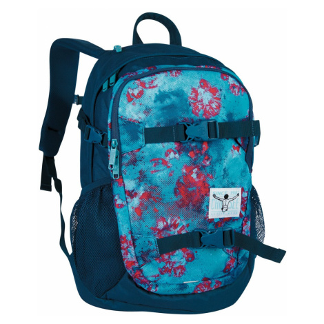Chiemsee School backpack Dusty flowers