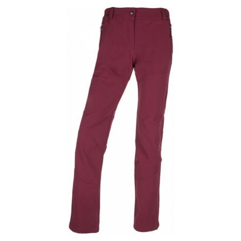 KILPI Dámské outdoor kalhoty LAGO-W JL0145KIDRD Červená