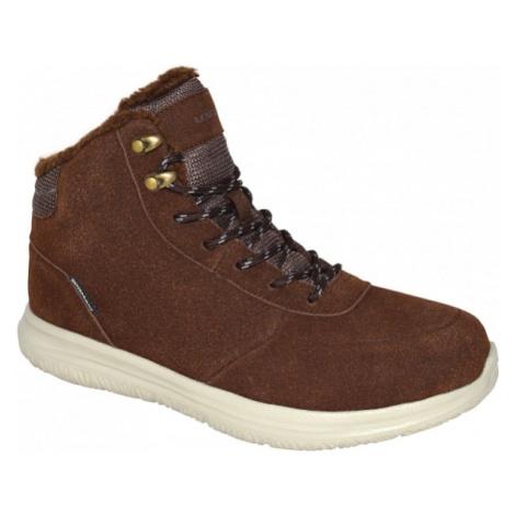 Loap SEOLA hnědá - Zimní obuv