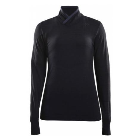 Dámské tričko CRAFT Fuseknit Comfort W černá