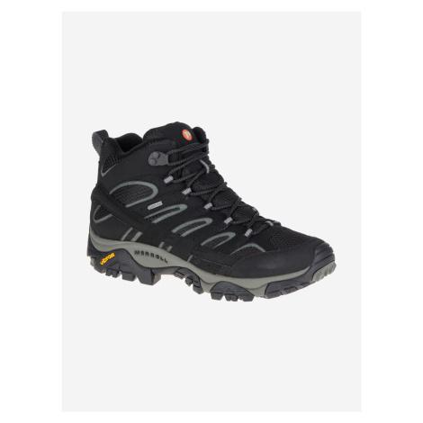 Moab 2 Outdoor obuv Merrell Černá