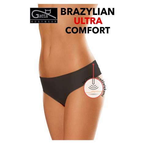 Dámské brazilky 1592s ultra comfort black Gatta
