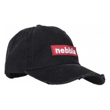 Kšiltovka Nebbia SPORT Černá