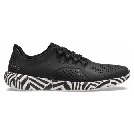 Crocs LiteRide Geopunk Pacer M Black/White
