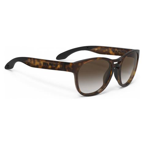 Brýle Rudy Project SPINAIR 56 hnědá