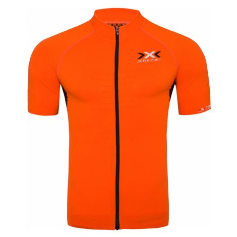Tričko X-Bionic BIKING TRICK oranžová