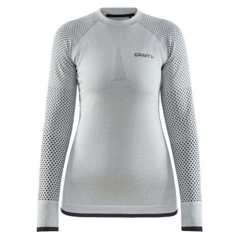 Tričko Craft ADV Warm Intens W - bílá