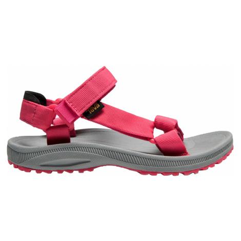 Husky Winsted Solid L, růžová Dámské sandále Teva