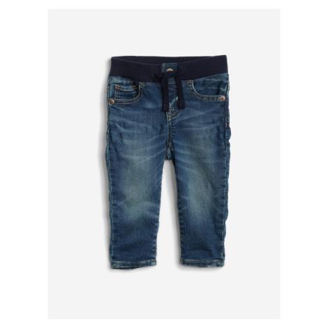 Jeans dětské GAP Modrá