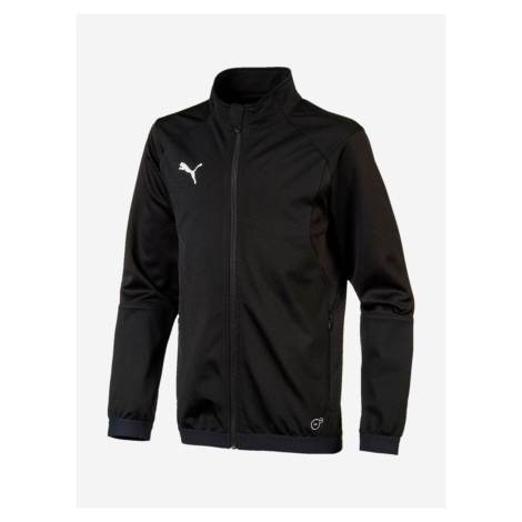 Bunda Puma Liga Training Jacket Jr Černá