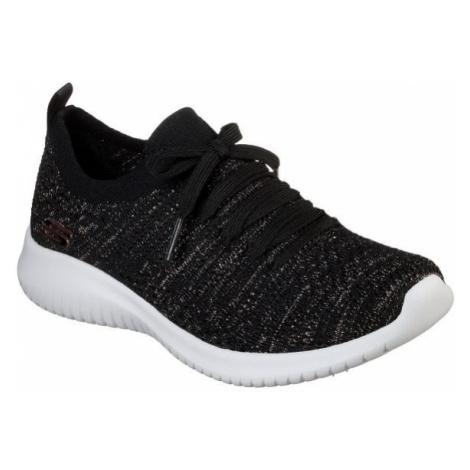 Skechers ULTRA FLEX černá - Dámské nízké tenisky
