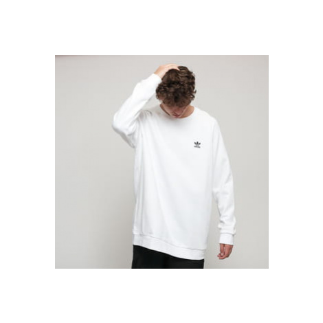 adidas Originals Essential Crew bílá
