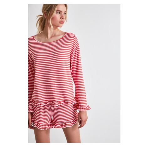 Dámské pyžamo Trendyol Striped