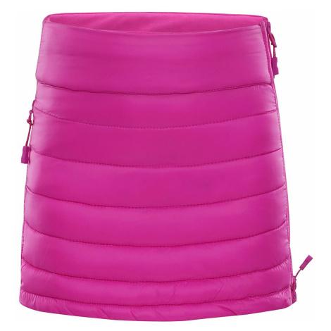 Dětská sukně Alpine Pro TRINITO 3 - růžová