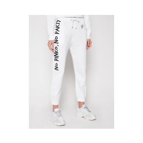 Teplákové kalhoty Pinko