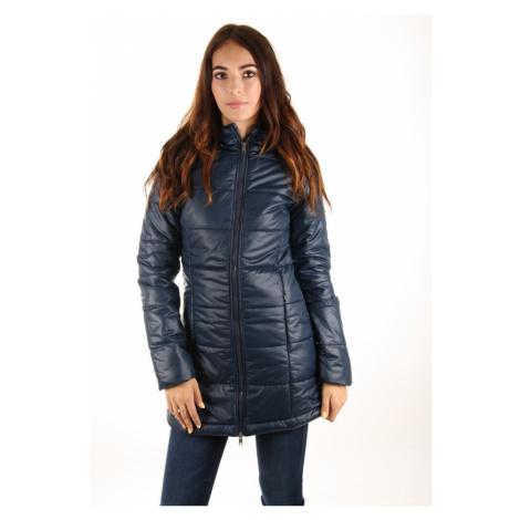 Pepe Jeans dámský tmavě modrý kabát Tami