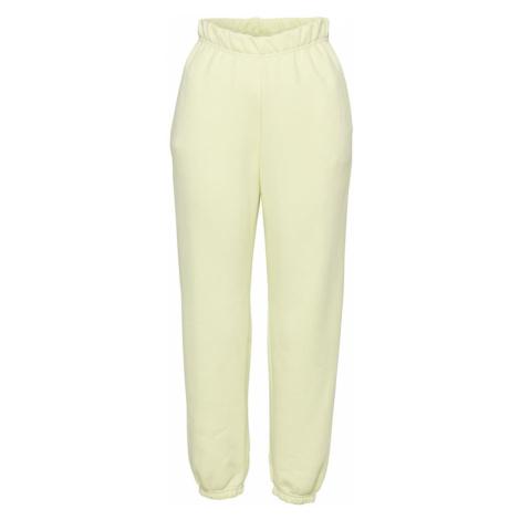 Tally Weijl Kalhoty světle zelená