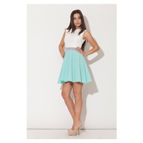 Dámské šaty K083 mint Katrus
