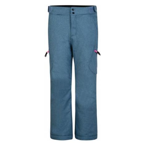Dětské zimní kalhoty Dare2b SPUR modrá/růžová Dare 2b