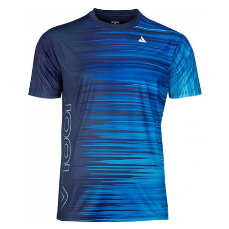 Pánské tričko Joola T-Shirt Synchro Blue/Light Blue