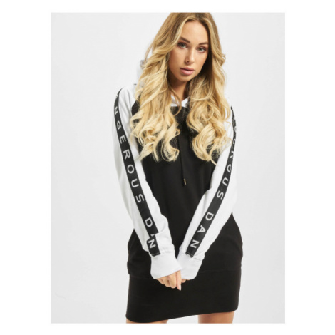 Dangerous DNGRS šaty dámské Weare Dress Black White