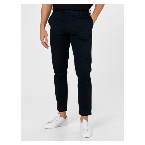 Kalhoty Armani Exchange Modrá
