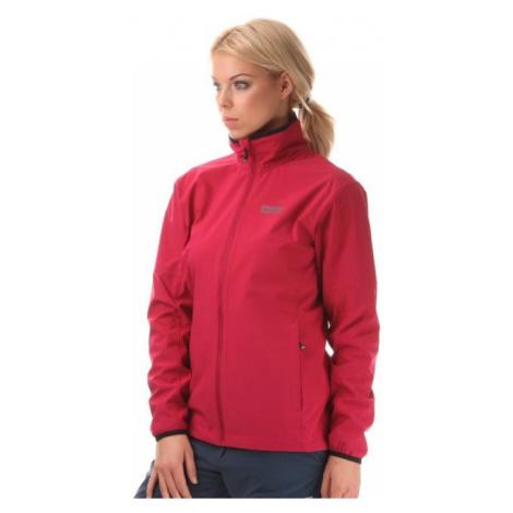 Nordblanc Basic dámská softshellová bunda červená