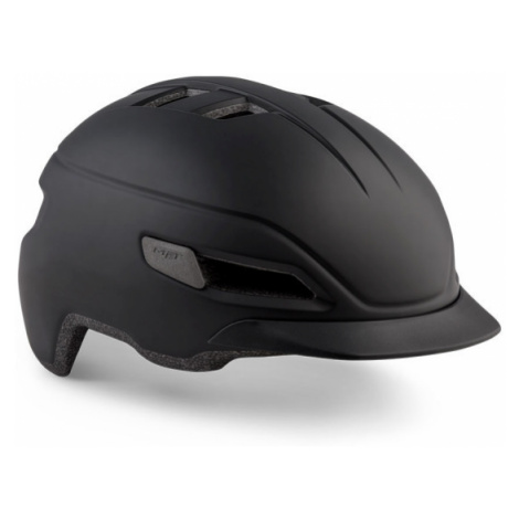 Cyklistická helma MET Corso černá matná