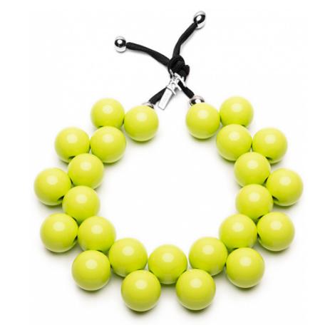 #ballsmania Originální náhrdelník C206 13-0550 Lime