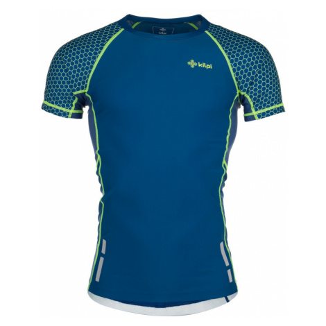 KILPI Pánské kompresní tričko COMBO-M IM0011KIDBL Tmavě modrá