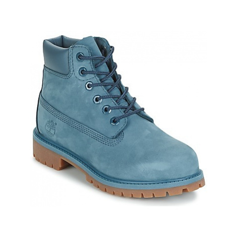 Timberland 6 IN PREMIUM WP BOOT Modrá