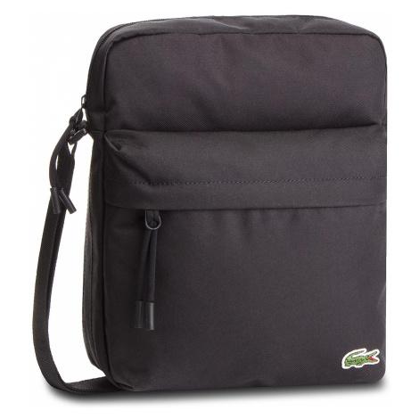 1f59ae1588 Brašna LACOSTE - Large Flat Crossover Bag NH1741GL Black 000