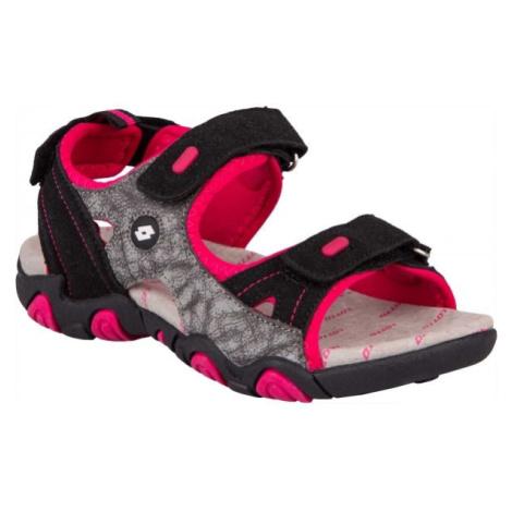 Lotto MATEO růžová - Dětské sandály
