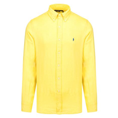 Košile Polo Ralph Lauren CUBDPPCS Żółty