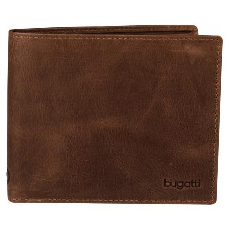 Bugatti pánská kožená peněženka 49217802
