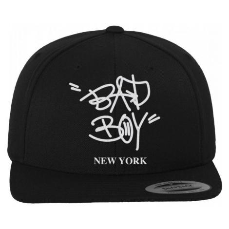 Bad Boy New York Snapback Mister Tee